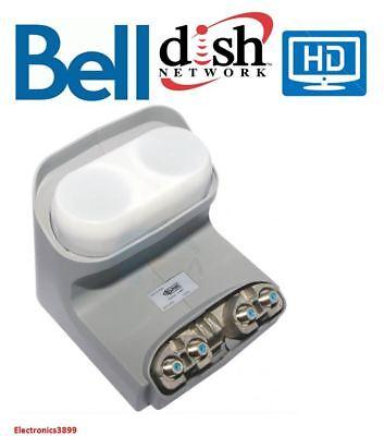 Used, BRAND NEW DISH NETWORK DISH PRO DPP PLUS QUAD LNB for sale  Canada
