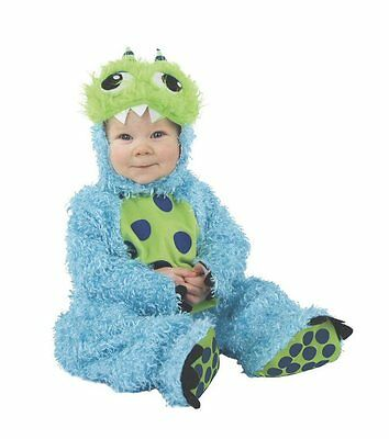 Cutie Monster Halloween Costume Infant Toddler 18 month - 2T NEW  Free Shipping](2 Month Halloween Costume)