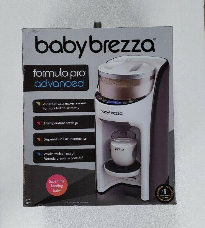 Baby Brezza Formula Pro Advanced Formula Dispenser 1 of 3 Temperature Settings