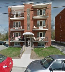 3.5 à louer style Champêtre Ch.+Ec 565$/mois balcon