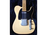 Fender Custom Shop 51 Nocaster Relic Telecaster