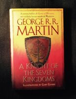 Brand new Game of Thrones book - A Knight of the Seven Kingdoms