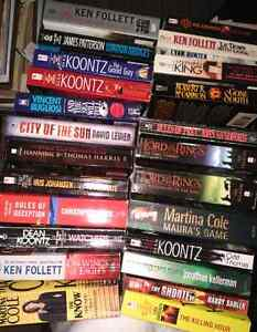 Boxes of paperback novels Peterborough Peterborough Area image 5