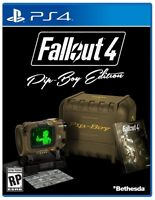 Fall Out 4 Pip Boy Collector's Edition - PS4