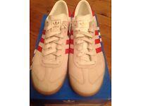 Adidas Hamburgh Cream/Red/White UK10