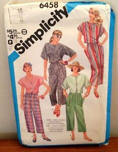 3 Retro Simplicity Sewing Patterns