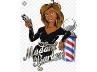 Barber, male grooming , natural hair colouring high/low lights beard colouring and full head.