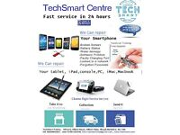 TechSmart Centre, smarphone & computer repair and training.