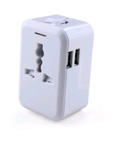 American Tourister Travel Adapter  - $0.99