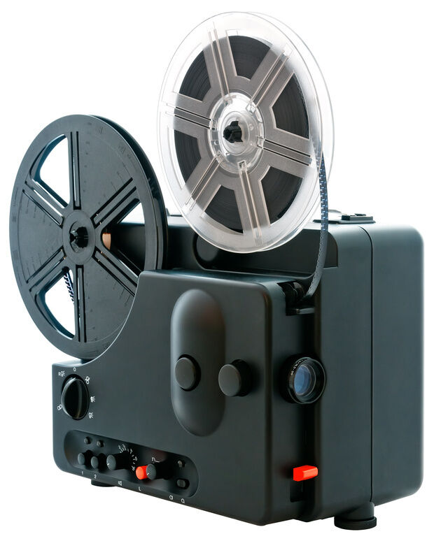 Projektionsobjektive und Co. – so funktioniert ein Filmprojektor