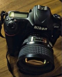 NIKON D500 in Mint Condition with extras