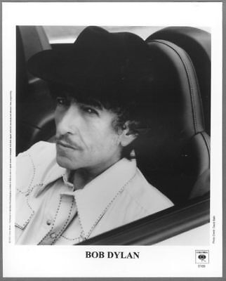 BOB DYLAN 2001 INDUSTRY PUBLICITY PHOTO