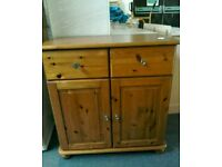 Small sideboard #33785 £45