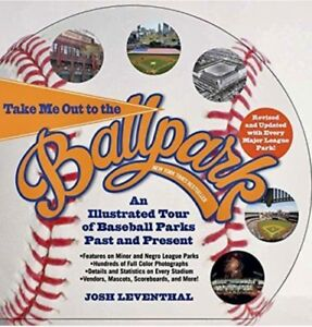 Take Me Out to the Ballpark book