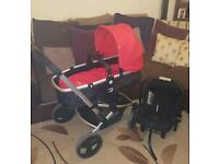 Xpearia travel system