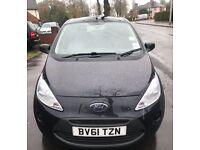 2011 Ford Ka 1.2 Studio 22,000 Miles FSH £20 Tax 12 months MOT (Clio polo Ibiza punto)
