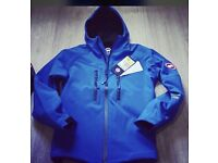 Canada goose Soft shell Jacket not stone Armani designer