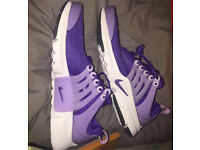 Womens nike presto uk size 5.5 brand new