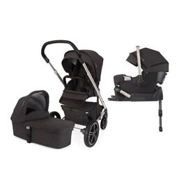 Nuna MIXX Pushchair and Carry Cot AND Nuna PIPA Car seat