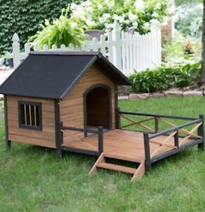 Dog House w/ Patio for Sale