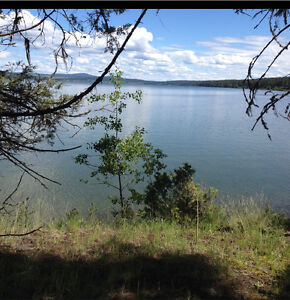 Lac La Hash lake island property