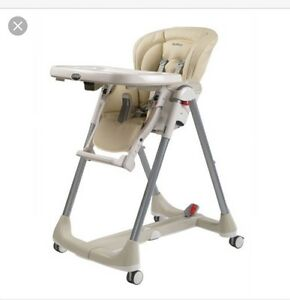 Peg perego Prima papa  high chair MUST SEE