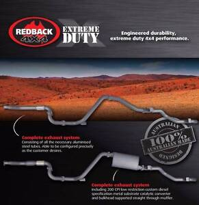 Redback Performance Exhausts!