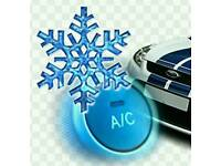 Car Vehicle Air con conditioning AC recharge regas service £25