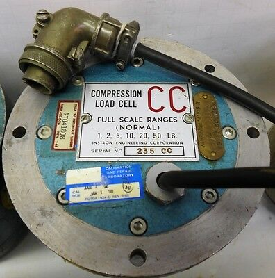 Instron Compression Load Cell Cc
