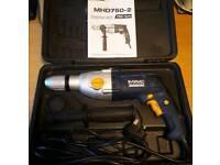 MACALLISTER 750w Hammer Drill
