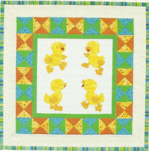 Applique Baby Quilt Patterns - Applique Kids Quilt