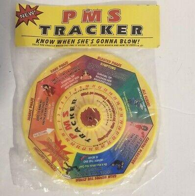 Novelty PMS Tracker Magnetic Gag Gift NOS