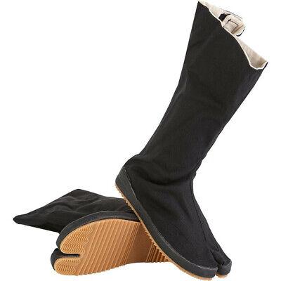 Japanese Ninja Tabi Boots with socks  24-28cm UK 6-10