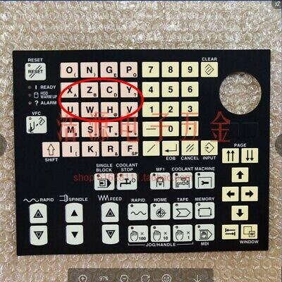 1pc Mazak Mazatrol 640t Qt Nexus Cnc Lathe Membrane Keysheet Film H541z Yd