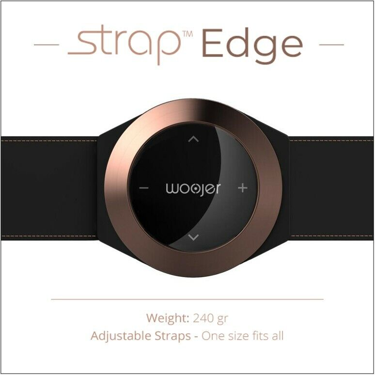 WOOJER STRAP EDGE (2020) - Haptic Technology to Feel Your Music & Games!