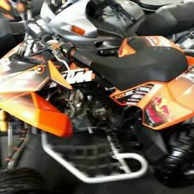 KTM 525 quad not raptor banshee ltr