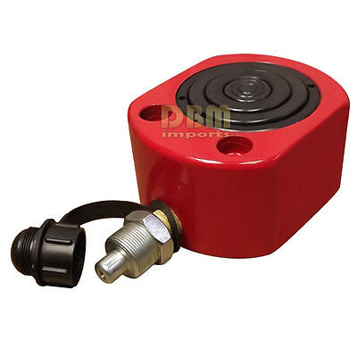 20ton 26mm 1.02 Stroke Multi Stage Hydraulic Cylinder Flat Jack Low Profile Ram