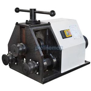 tubing roller machine