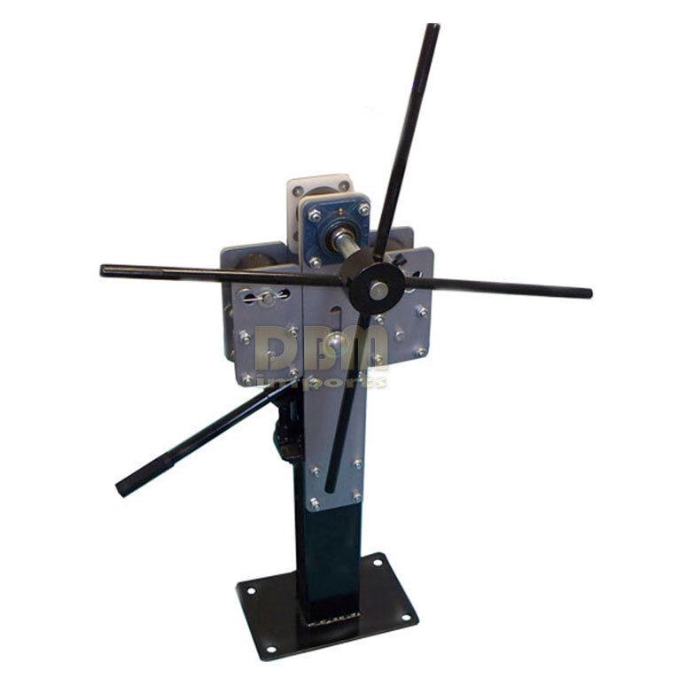 Pedestal Band Roller Sheet Metal Band Ring Steel Roller