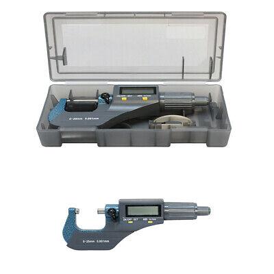 Electric Digital Micrometer Mechanical Tool .00005