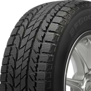 P265/70R17 BF GOODRICH WINTER SLALOM KSI WINTER TIRES (20+ LEFT)