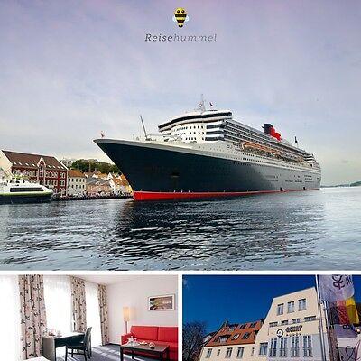 2-3 Tage Hamburg Städtereise Hotel im ACHAT Plaza Wellness Kurzurlaub Elbe Heide