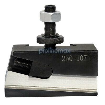 Universal Parting Blade Tool Holder Axa 7 Type 250-107 Cnc Lathe Quick Change