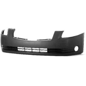 New Painted 2004 2005 2006 Nissan Maxima Front Bumper