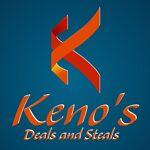 Kenos Deals and Steals