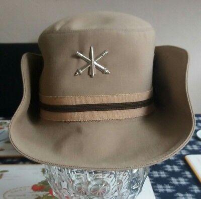 a Belgium woman's army cap