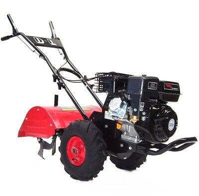 AQE Vorführgerät 55875 Benzin Gartenfräse Motorhacke 500 Kultivator Bodenfräs