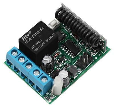 OC-433L1 (12V) Lernfähiger Universal Funk Empfänger 433Mhz Fernbedienung Timer
