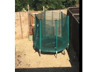 6ft trampoline - free - COLLECTOR TO DISMANTLE