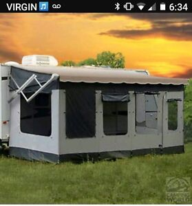 Carefree 14-15ft add a room for travel trailer